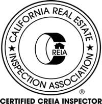 California Real Estate Inspection Association Certified CREIA Inspector